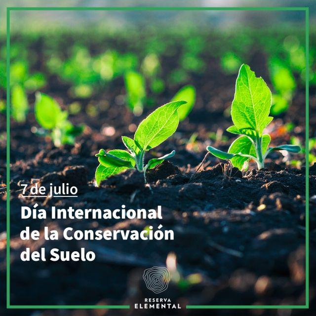 Conservacion del Suelo Reserva Elemental
